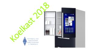 Lezing IoT: Koelkast 2018 @ Clubhuis PI4VAD | Hardinxveld-Giessendam | Zuid-Holland | Netherlands